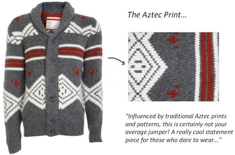 The Aztec Print